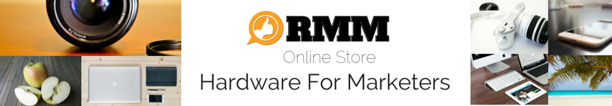 RMM Store - Hardware & Lifestyle For Marketers